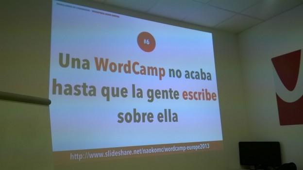 WordCamp 2015 Sevilla